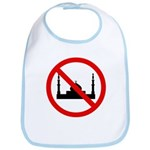 No Mosque Bib