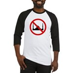 No Mosque Baseball Jersey