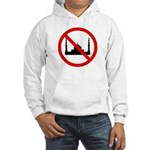 No Mosque Hooded Sweatshirt
