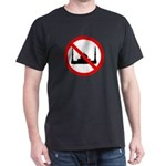 No Mosque Dark T-Shirt
