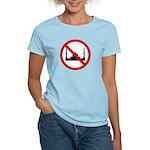 No Mosque Women's Light T-Shirt