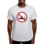 No Mosque Light T-Shirt