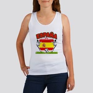 Spain World cup champions Women's Tank Top