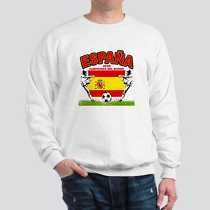 Spain World cup champions Sweatshirt