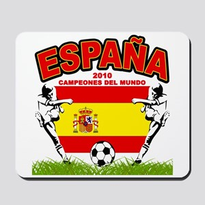 Spain World cup champions Mousepad