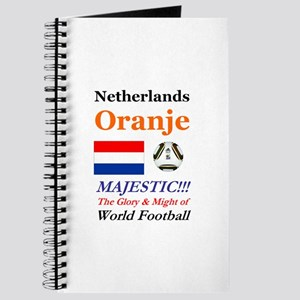 Netherlands World Soccer / Football 2014 Journal