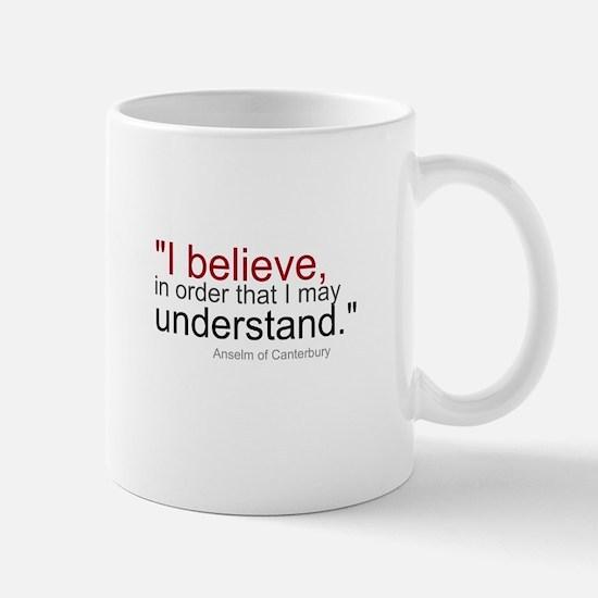 Anselm Mug