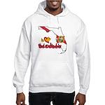 ILY Florida Hooded Sweatshirt