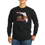 ILY Florida Long Sleeve Dark T-Shirt