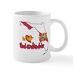 ILY Florida Mug