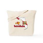 ILY Florida Tote Bag