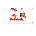 ILY Florida Banner