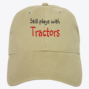 Still plays with Tractors Cap