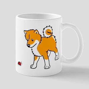 Shiba Bug Mug