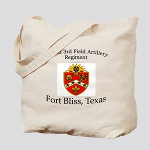 2nd Bn 3rd FA Tote Bag