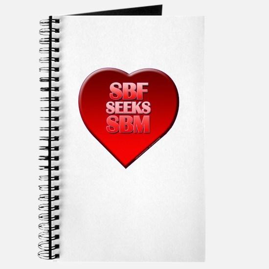 """""""SBF seeks SBM"""" Journal"""