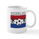 Nederland Soccer Mug