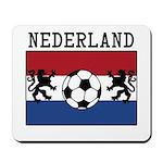 Nederland Soccer Mousepad