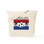 Nederland Soccer Tote Bag