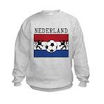 Nederland Soccer Kids Sweatshirt