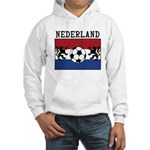 Nederland Soccer Hooded Sweatshirt