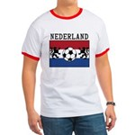 Nederland Soccer Ringer T