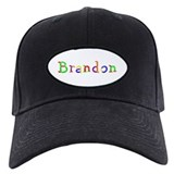 Brandon Baseball Cap with Patch