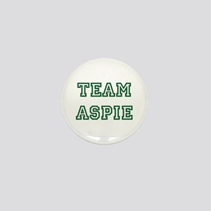 Team Aspie Mini Button