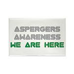 Asperger Awareness Magnets (10 pack)