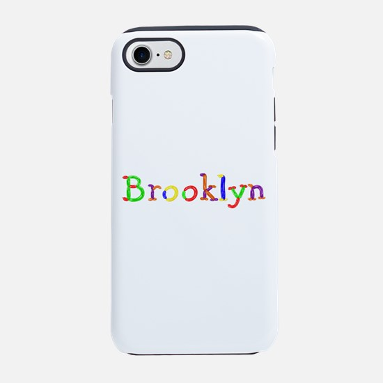 Brooklyn Balloons iPhone 7 Tough Case