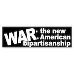 War: the new bipartisanship bumper sticker