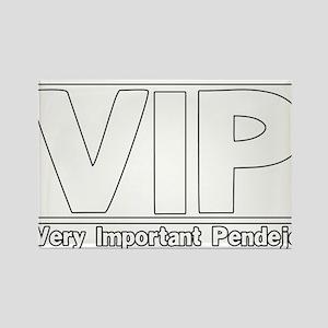 VIP Rectangle Magnet