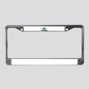 Love Irish Dance License Plate Frame
