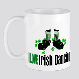 Love Irish Dance Mug