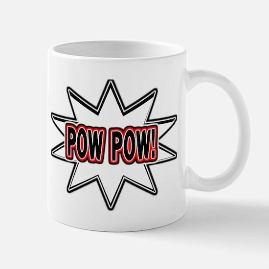 Pow Pow Mug