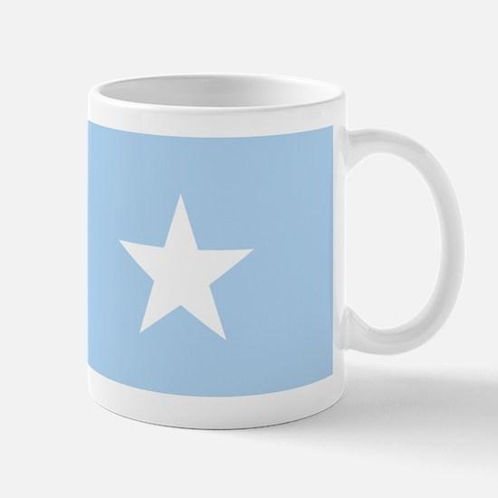 Flag of Somalia 4 Mug