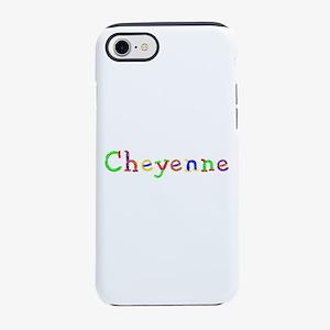 Cheyenne Balloons iPhone 7 Tough Case