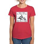 Don't Hangdog! Women's Dark T-Shirt