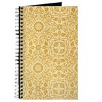 Art Nouveau Goldenrod Journal