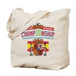 2010 Championship Tote Bag