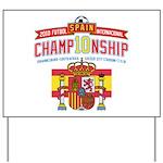 2010 Championship Yard Sign