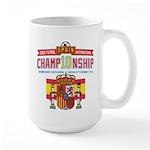 2010 Championship Large Mug