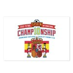 2010 Championship Postcards (Package of 8)