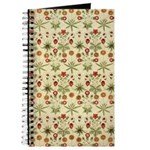 Flower Garden Tapestry Journal