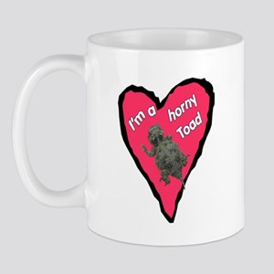 I'm a Horny Toad Mug
