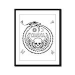 TDSFA Framed Panel Print