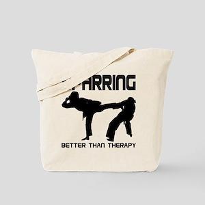 SPARRING Tote Bag