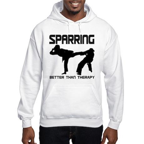 SPARRING Hooded Sweatshirt