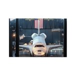 Smithsonian Museum Space Shuttle Magnet