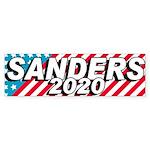 Sanders 2020 Bumper Sticker